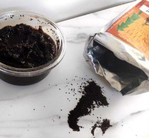 coffee scrub bean north