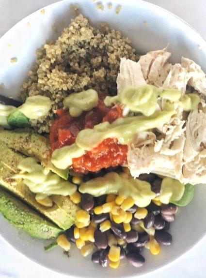 Mexi Salad Bowl
