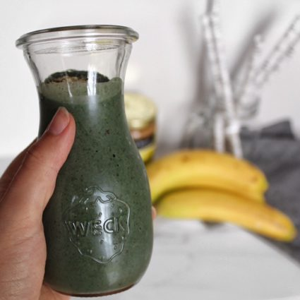 Energizing Spirulina Smoothie