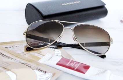 Splurge on those Sunnies $$ | The Importance of Eye Care