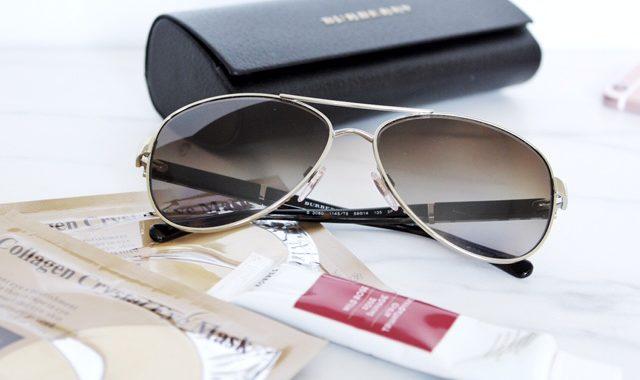 Splurge on those Sunnies $$ | The Importance of Eye Care