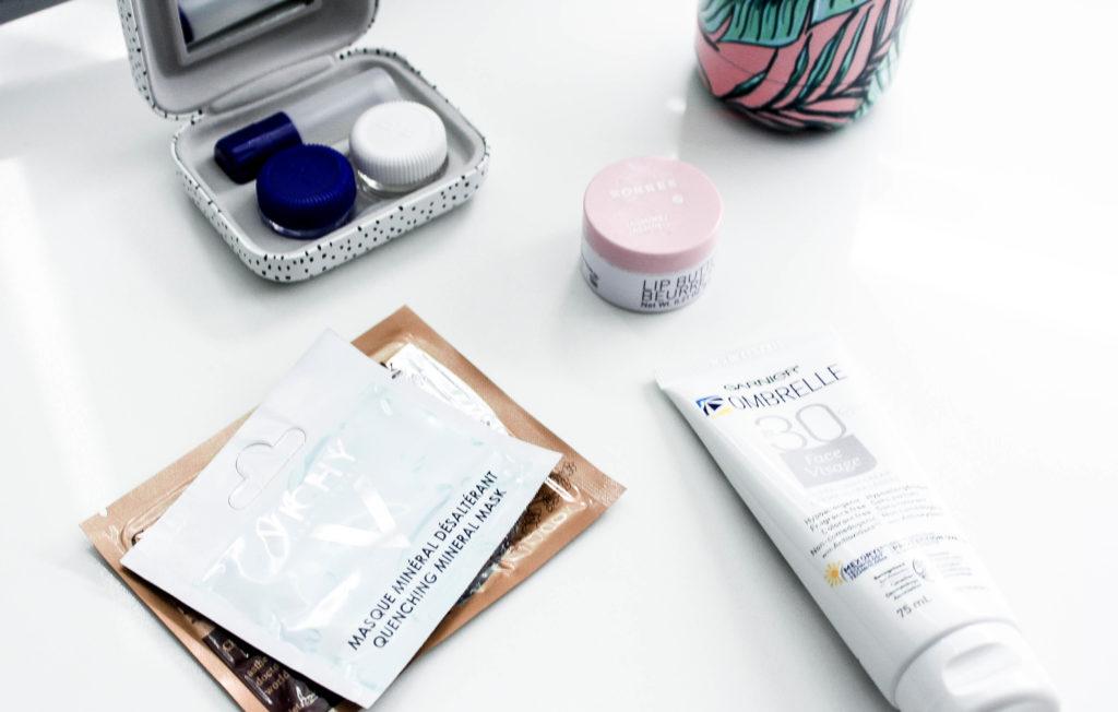 road trip skin care