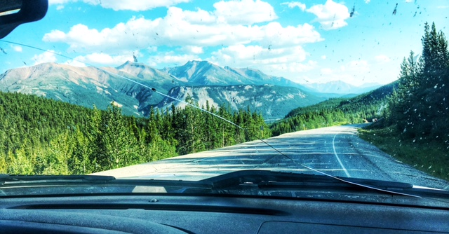 Ch-ch-ch-chaaaanges – Halfway there! Our road trip breakdown.