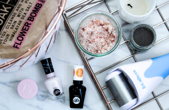 diy spa night