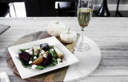 Whaddya Know! Fall Comfort Food Can Be Healthy – Beet and Pear Fall Salad