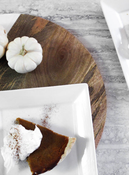 A Family Recipe for Perfect Pumpkin Pie