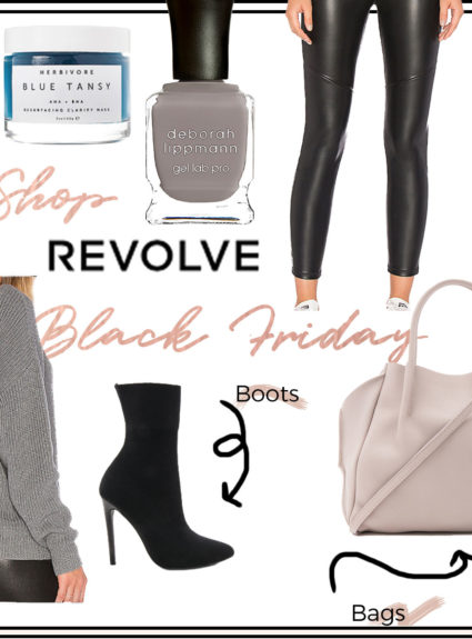 It's Black Friday! First stop: Revolve