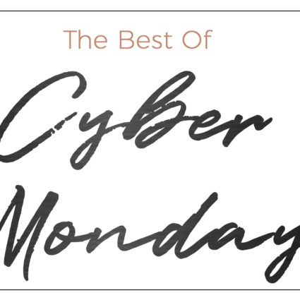 Shop Till your Battery Dies…. The Best of Cyber Monday