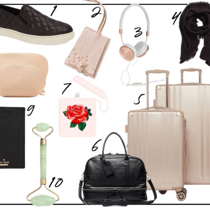 The Ultimate Gift Guide for the Jetsetter in Your Life