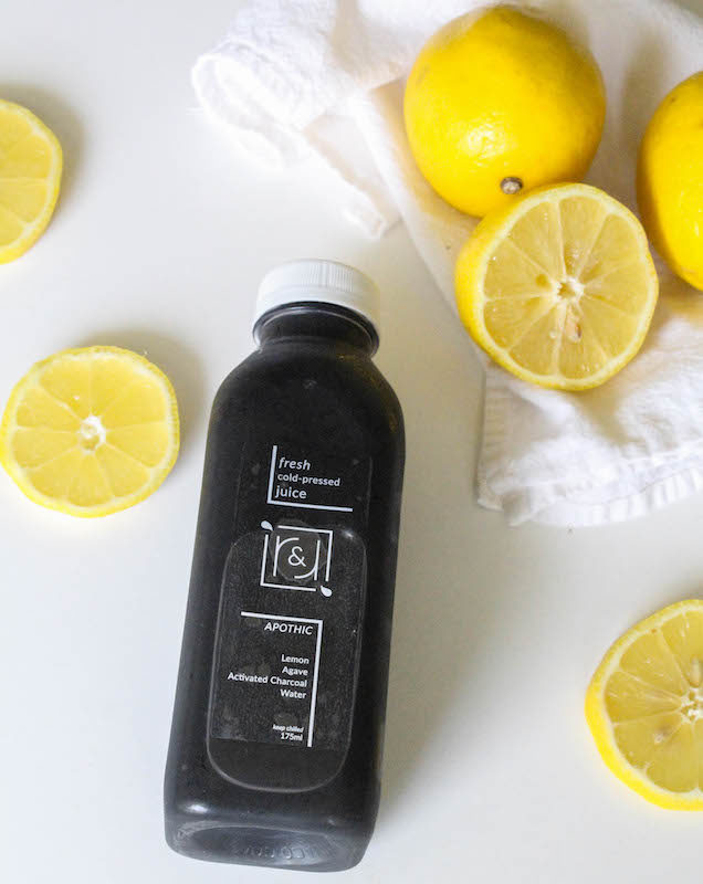Why You NEED to Drink Activated Charcoal Water Before Bed Tonight